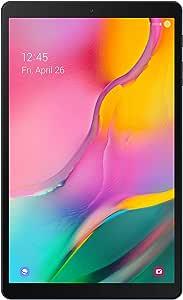 Samsung Galaxy Tab A 10.1 32 GB Wifi Tablet  Black (2019) (Renewed)