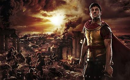 Amazoncom 002 Total War Rome 2 23x14 Inch Silk Poster Aka
