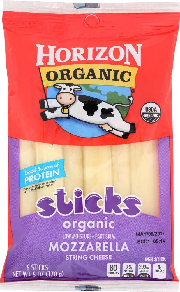 Horizon (NOT A CASE) Organic Mozzarella String Cheese