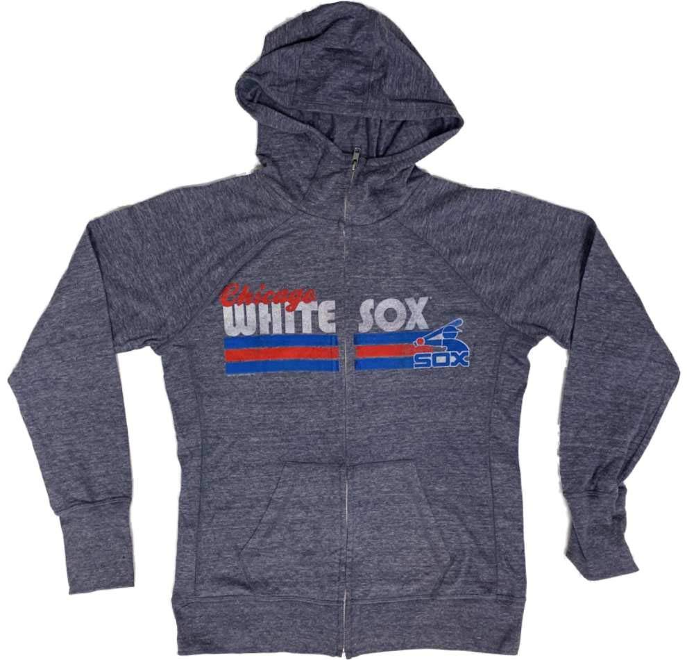 uk availability 3eef9 14830 Amazon.com : Chicago White Sox SAAG Women Blue Lightweight ...