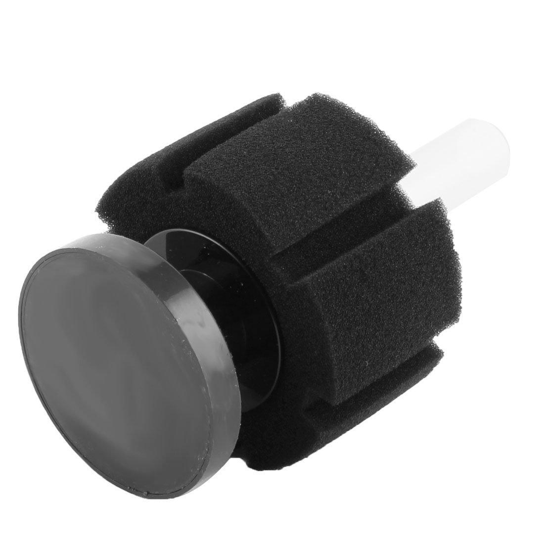 Amazon.com : eDealMax acuario de peces acuática Bioquímica cilindro de espuma de filtro de la esponja de filtración Negro : Pet Supplies