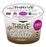 Thrive Frozen Nutrition, Chocolate Gelato, 4 oz Cups (36 count)
