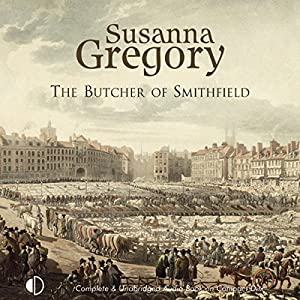 The Butcher of Smithfield Audiobook