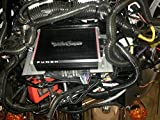 Harley Davidson Wiring Kit and Amplifier Mount fits Batwing Bikes with aftermarket and Stock radios for Rockford Fosgate PBR400X4D or PBR300x2 or PBR300x4 amps