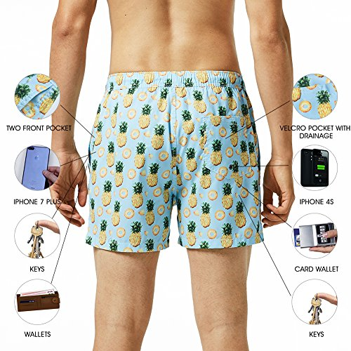 852f3adbe0 Finders | MaaMgic Mens Boys Short Swim Trunks Mens Bathing Suits ...