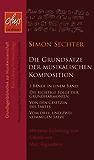 Die Grundsätze der musikalischen Komposition: 3 Bände. Mit einer Einleitung zum E-Book von Marc Rigaudière.  I: [Erste Abtheilung]: Die richtige Folge ... Vom einstimmigen Satze. Die Kunst zu einer