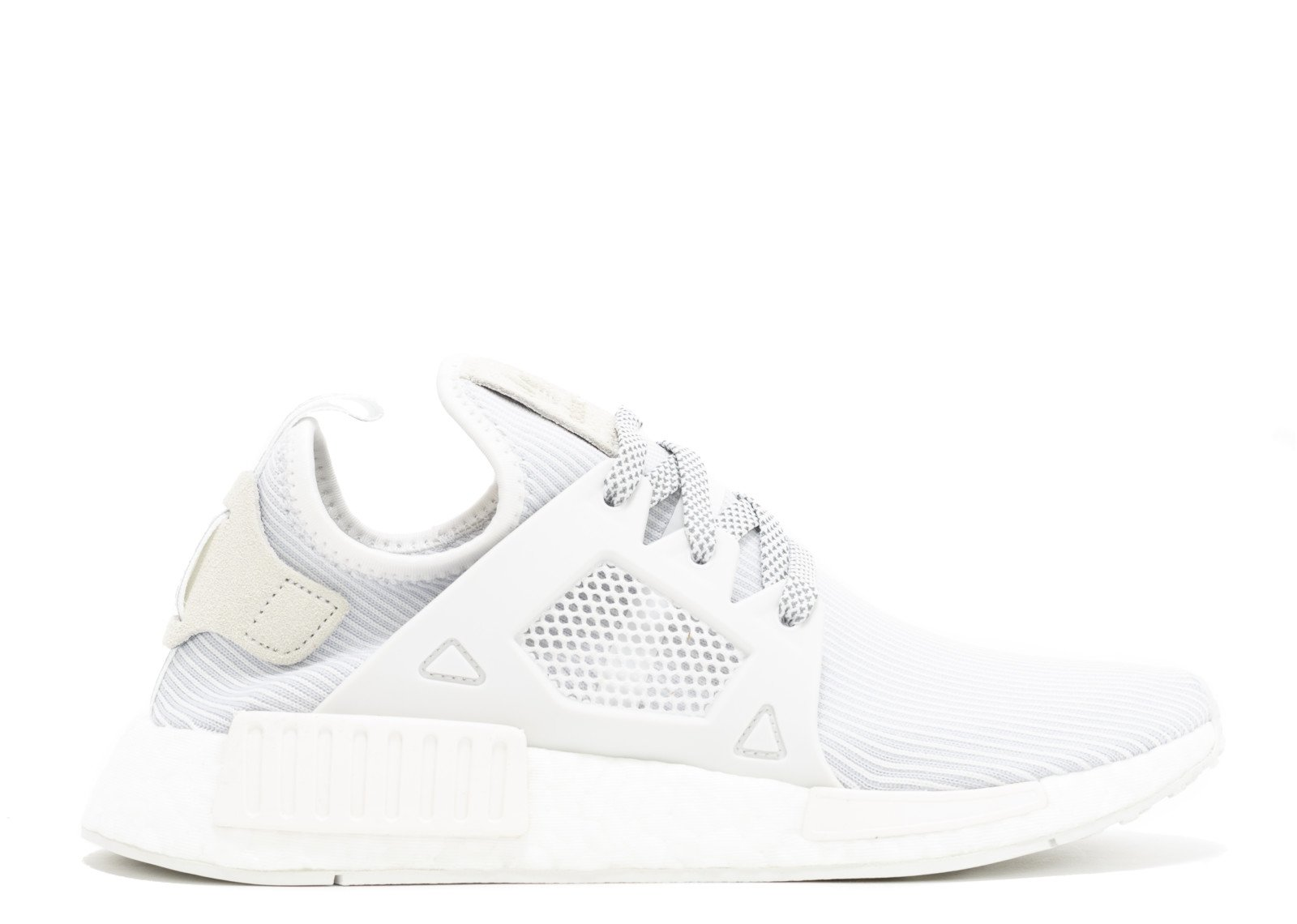 078bc5dbbd677 Amazon.com  adidas NMD XR1 PK W  Triple White  - BB3684 - Size 7.5 ...