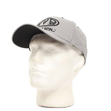 eac5d82b58b8 Animal Men's Adjustable Cap Baseball Cap - Grey - One Size: Amazon ...