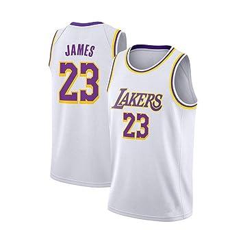 Baloncesto Desgaste Camiseta de Entrenamiento, Lebron James # 23 ...