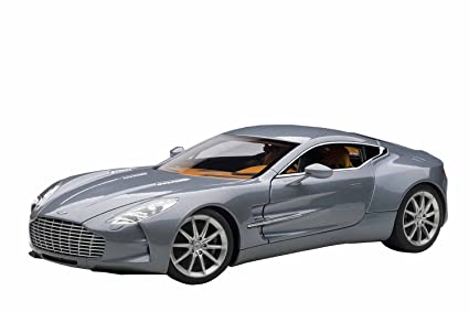 Buy AUTOart Aston Martin ONE Blue Online At Low Prices In - Aston martin 1 77 price