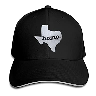 78a78d20c3d69 Updated Texas Home Official The Home Baseball Cap Sandwich Baseball Caps