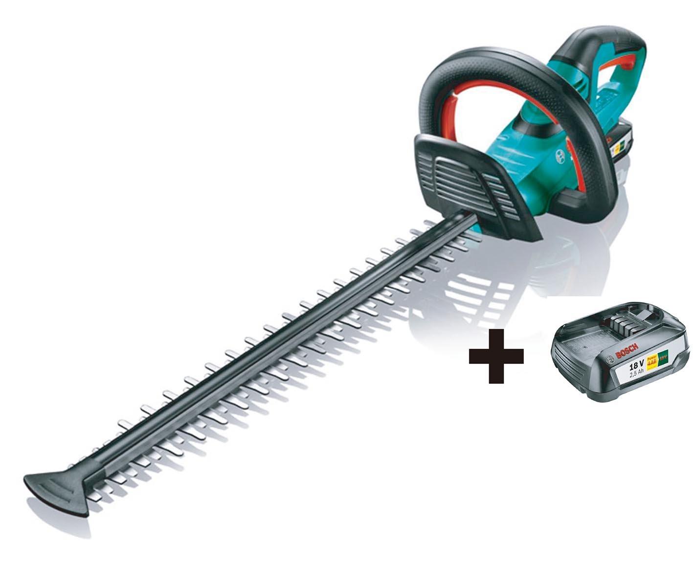 ボッシュ(BOSCH)コードレスヘッジトリマー特別セット(バッテリー2個付き) AHS50-20LIJ