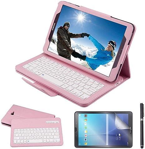 custodia tablet samsung tab a6 10.1 con tastiera