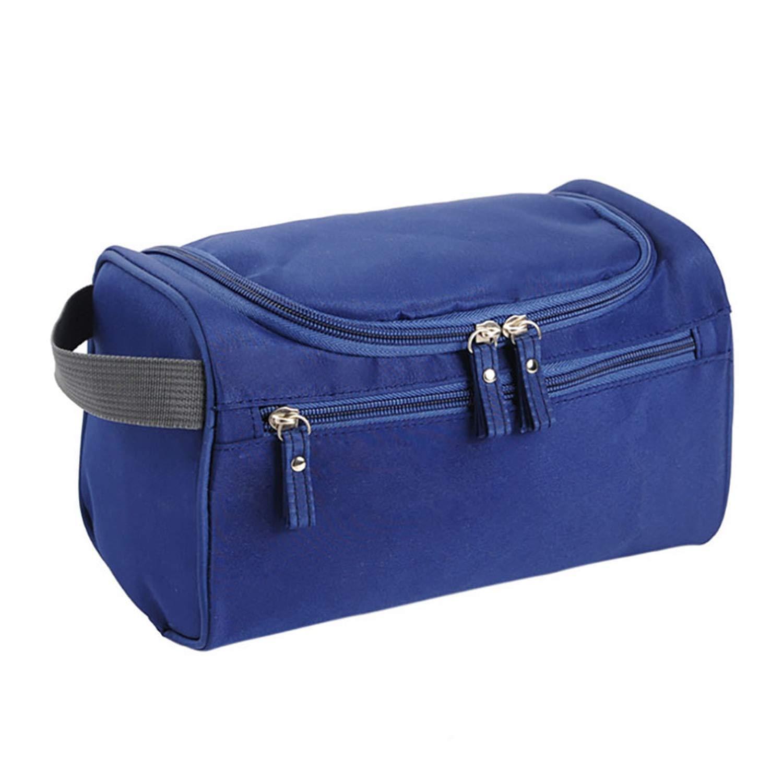 B07Y9YGP76 BeiBay Men Women Cosmetic Bag Make Up Organizer Daily Toiletry Bag Hand Bag Makeup Bag Waterproof,Onesize,Skyblue 61GbS2B78U2BL