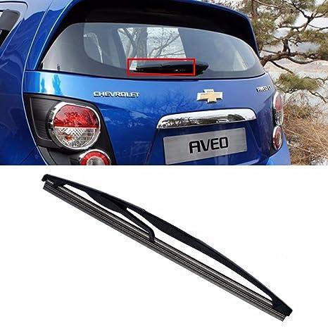 Parabrisas Limpiaparabrisas Escobilla Trasero para GM Chevy Sonic Hatchback 2012 + OEM Partes