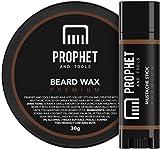 NEW PREMIUM Beard Wax & Mustache Stick Set | Hold