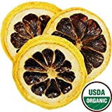 Dried Organic Lemon 2.5lbs