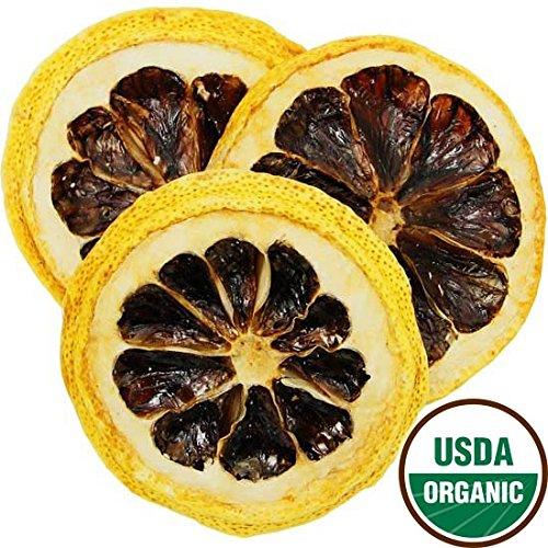 Dried Organic Lemon 2.5lbs