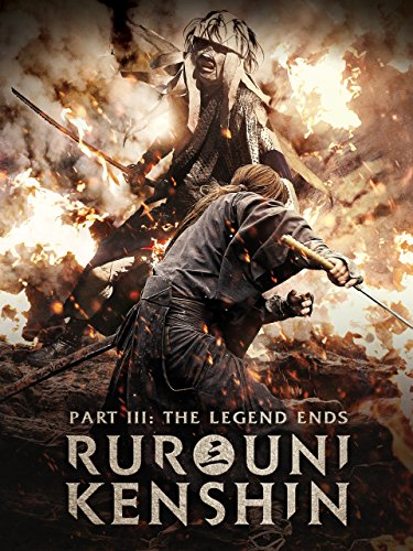 Rurouni Kenshin - Part III: The Legend Ends (Original Japanese Version)