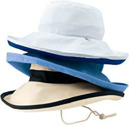 7d322bff4f3 Solumbra Rolled Brim Hat - 100+ SPF Sun Protective