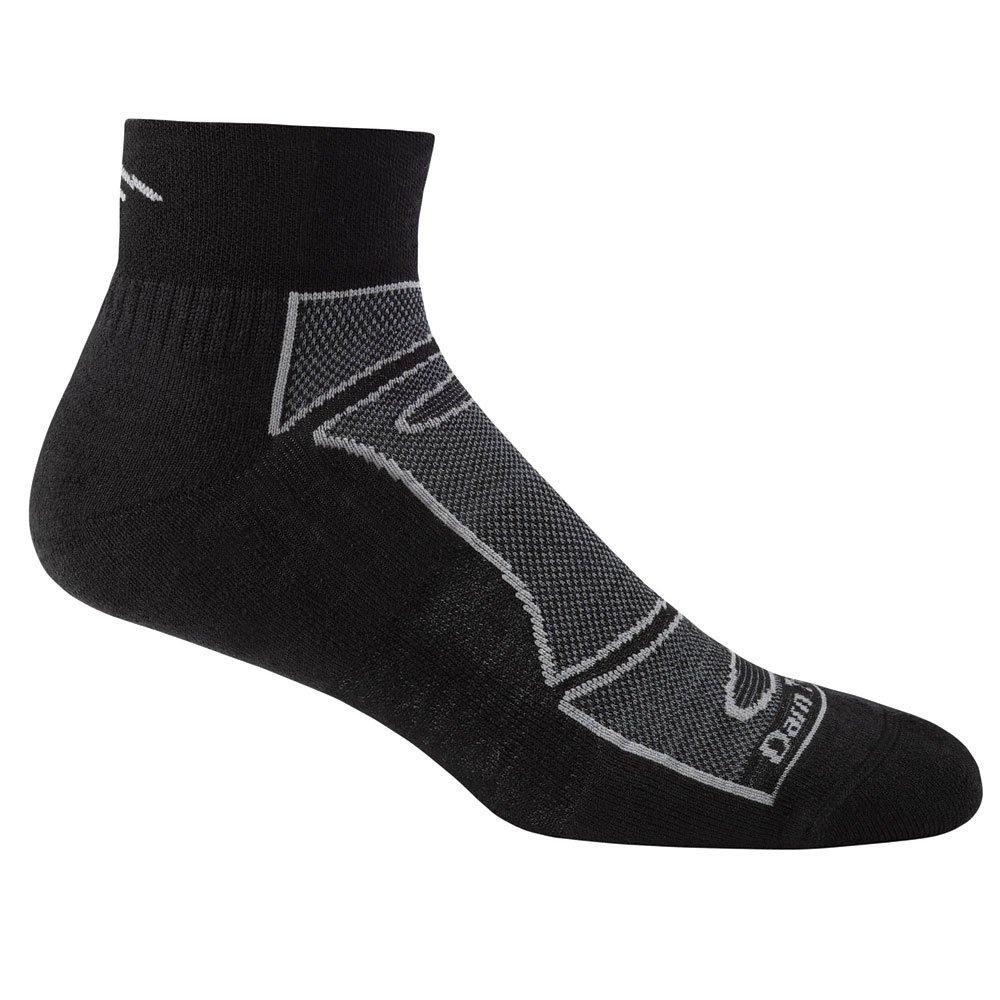 Darn Tough Vermont Men's 1/4 Merino Wool Sock Light Cushion Athletic Socks 1723 RB