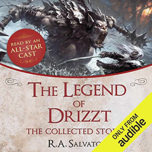 Pdf Fantasy The Legend of Drizzt: The Collected Stories