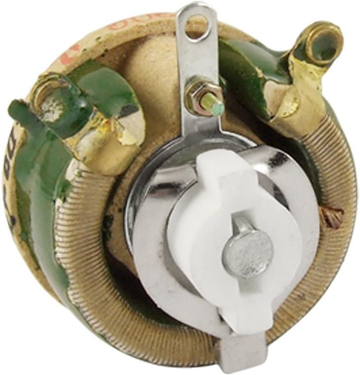 Control de Motor 25W 300 Ohm. Resistor de resistencia Variable IIVVERR Motor Control 25W 300 Ohm Variable Resistor Rheostat