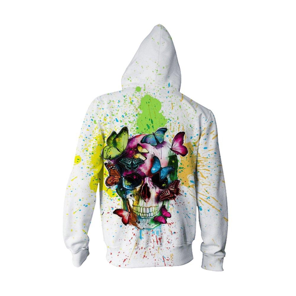 Mrsrui Men Lightweight Sweatshirt Slim Fit Jacket Casual Wear Youth Teen Jackets