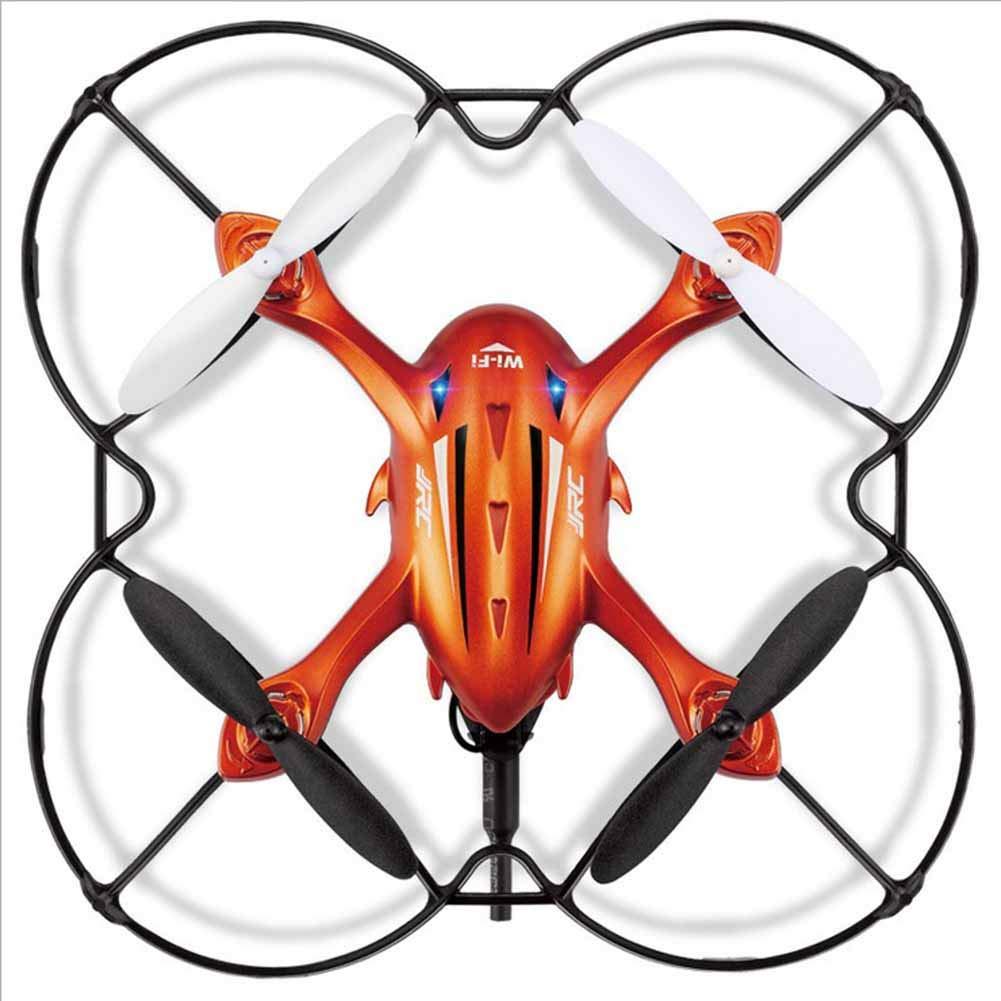 FTOPS FPV-Drohne Mit HD-WiFi-Kamera Live-Video-RC-Quadcopter Mit APP-Steuerung, Headless-Modus Und One Key Return, Quadcopter-Drohne Für Kinder Und Anfänger