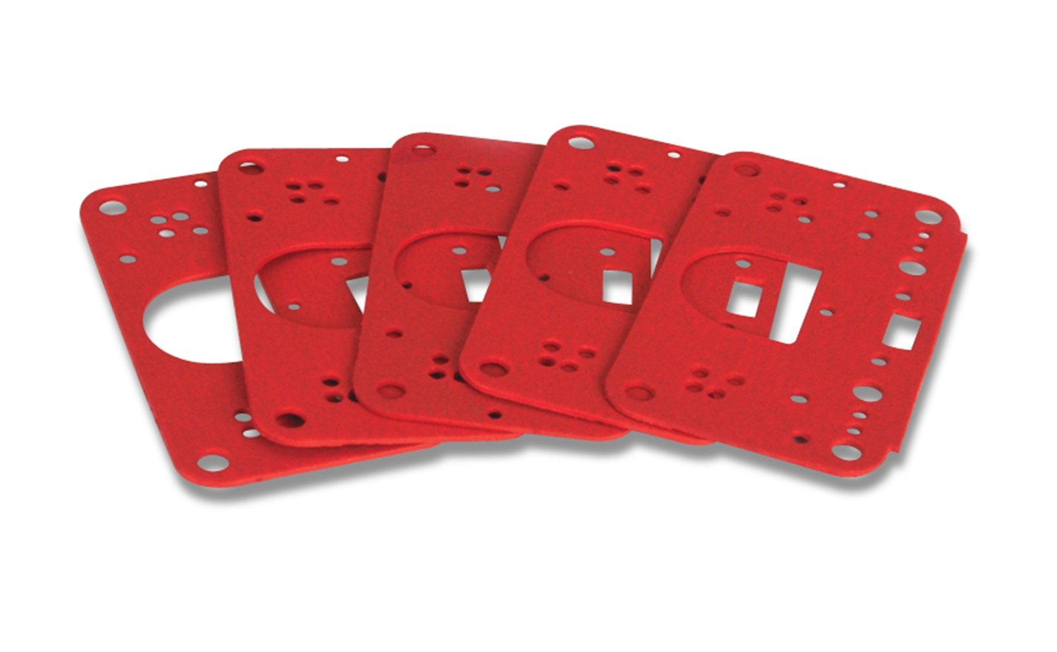 Demon 190032 Red Non-Stick Metering Block Gasket Demon Carburetion