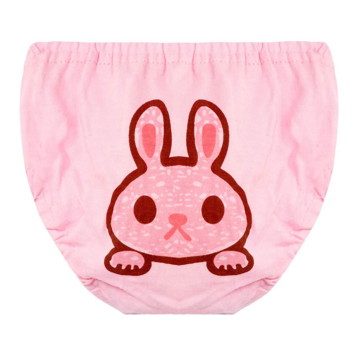 ACVIP Baby Trainerhosen Lernwindel Windelhose Training Pants T/öpfchentraining Unterhosen Unterw/äsche 3er-Pack