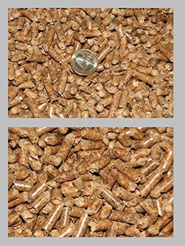 Pellets Asturias; palé de pellets 72 sacos. Certificado ...