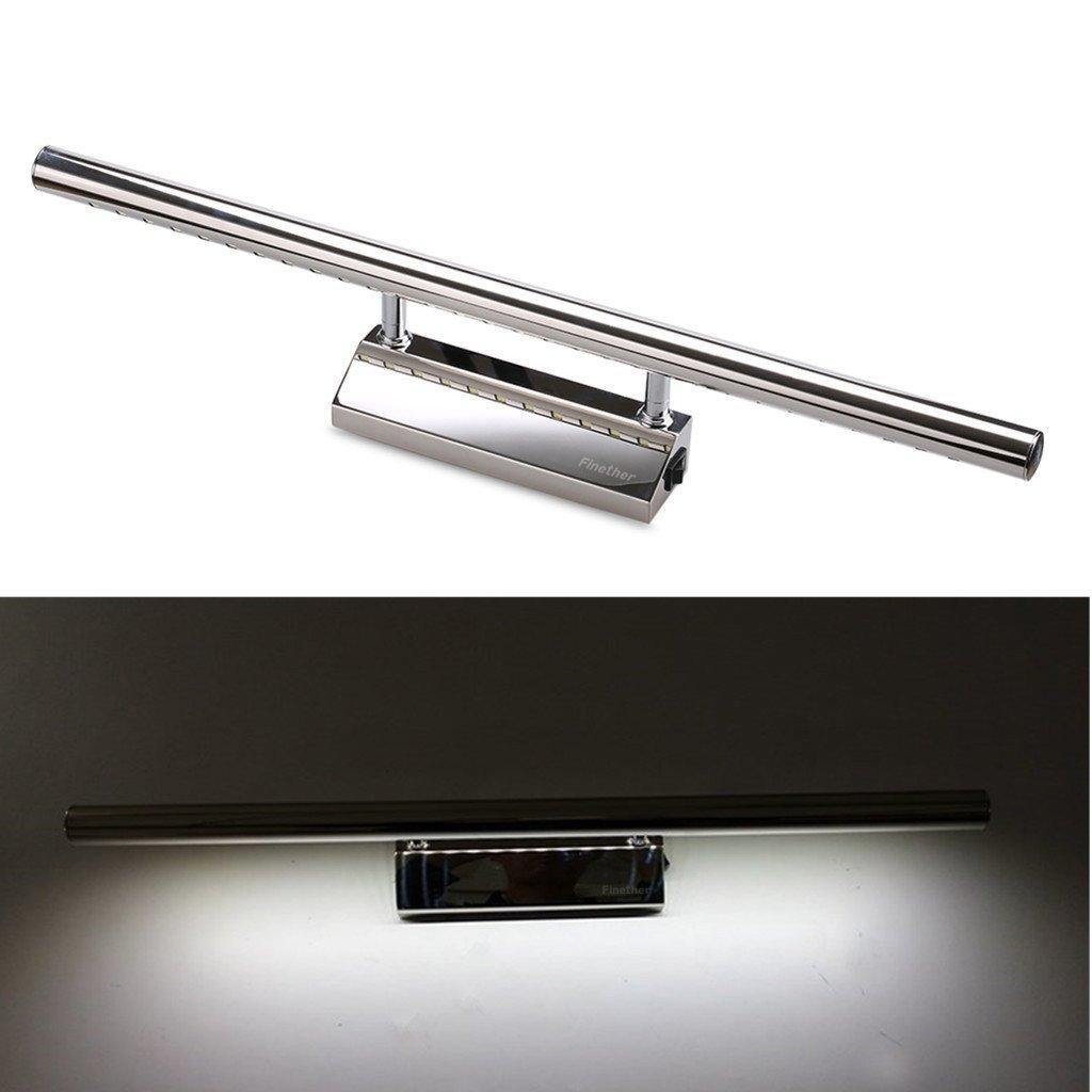 Lampada design bagno specchio - Lampade a led per specchio da bagno ...