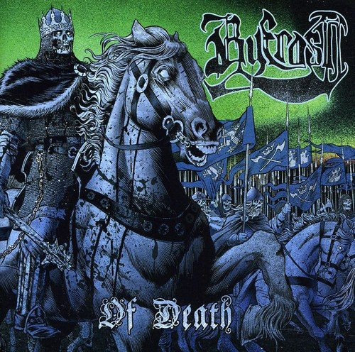 Byfrost: Of Death (Audio CD)