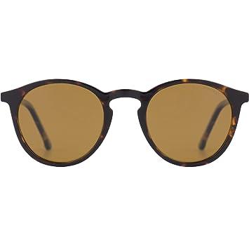 Womens Aston Sunglasses, Multicolour (Black/Tortoise), 48 Komono