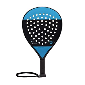 Wilson Ultra Team Raqueta de pádel, Unisex-Adult, Black/Bright ...