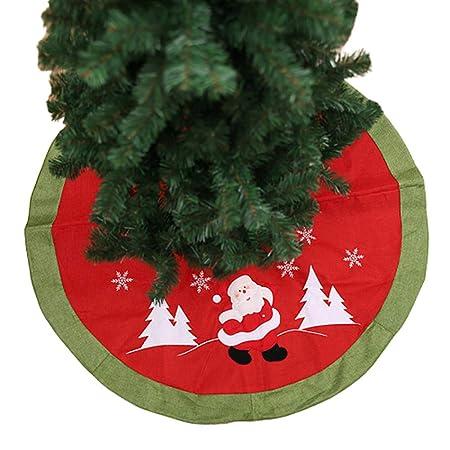 JoyRolly Falda Grande del Árbol de Navidad Suministros para ...