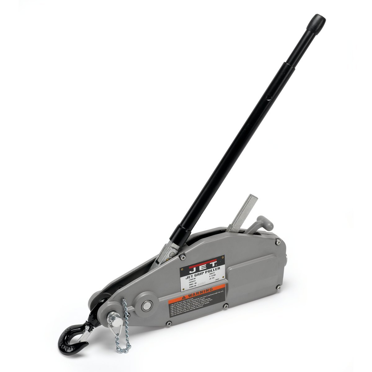 JET 286575K 3/4-Ton Wire Rope Grip Puller with Cable - Pulleys ...