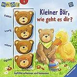 Kleiner Bär, wie geht es dir?: Ab 24 Monaten (ministeps Bücher)