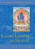Claire Lumière de Félicité
