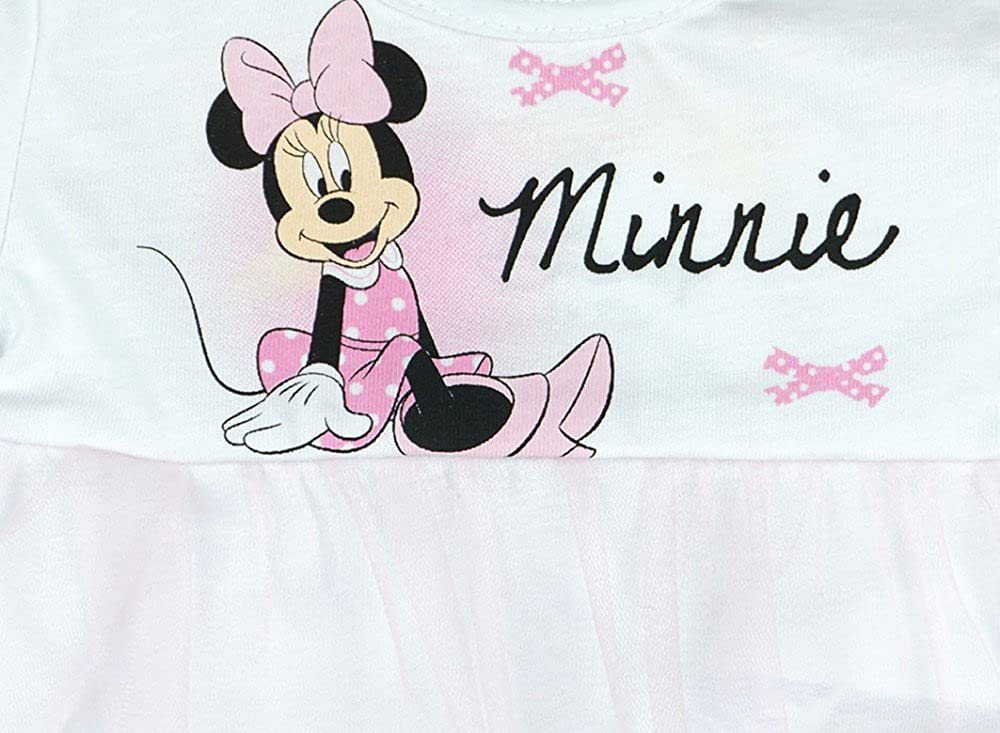 Kleines Kleid Minnie Mouse M/ädchen Sommerset