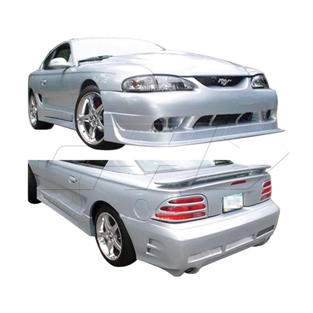 Duraflex replacement for 1994 1998 ford mustang cobra r body kit 4 piece