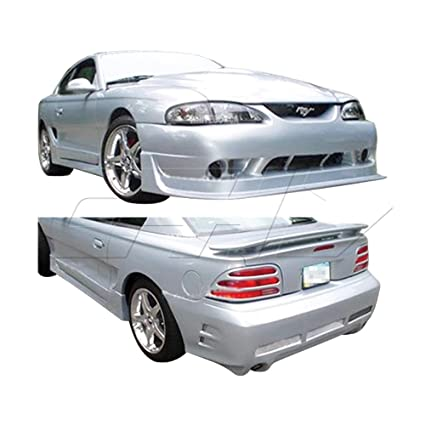 Amazon Com Duraflex Replacement For 1994 1998 Ford Mustang Cobra R