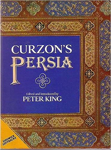 Book Curzon's Persia