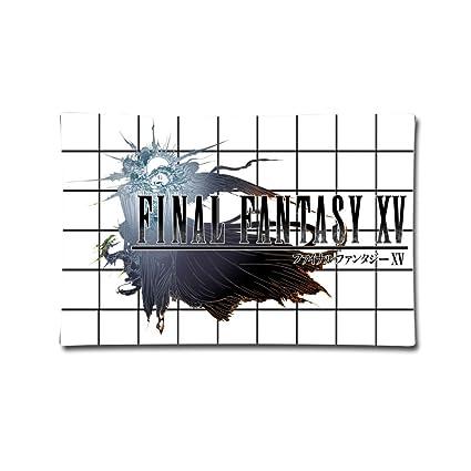 kingsglaive final fantasy XV cuadrado manta funda de ...