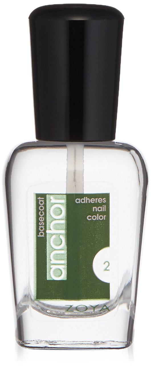 Zoya Anchor Base Coat, 0.5 Fluid Ounce