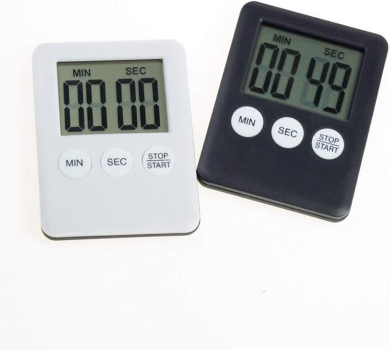 LED Digital Home Kitchen Electronic Timer Countdown Reminder Kitchen Timer