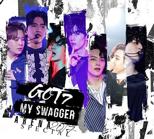 Blu-ray : GOT7 - My Swagger 2017 In Yoyogi Arena (Limited Edition, Photo Book, Japan - Import, 2PC)