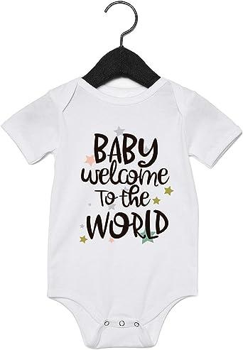 Black Little Man Baby Bodysuit Personalized Onesie Baby Gift Baby Boy Clothes Personalised Unisex Bodysuit Baby Announcement Newborn Gift