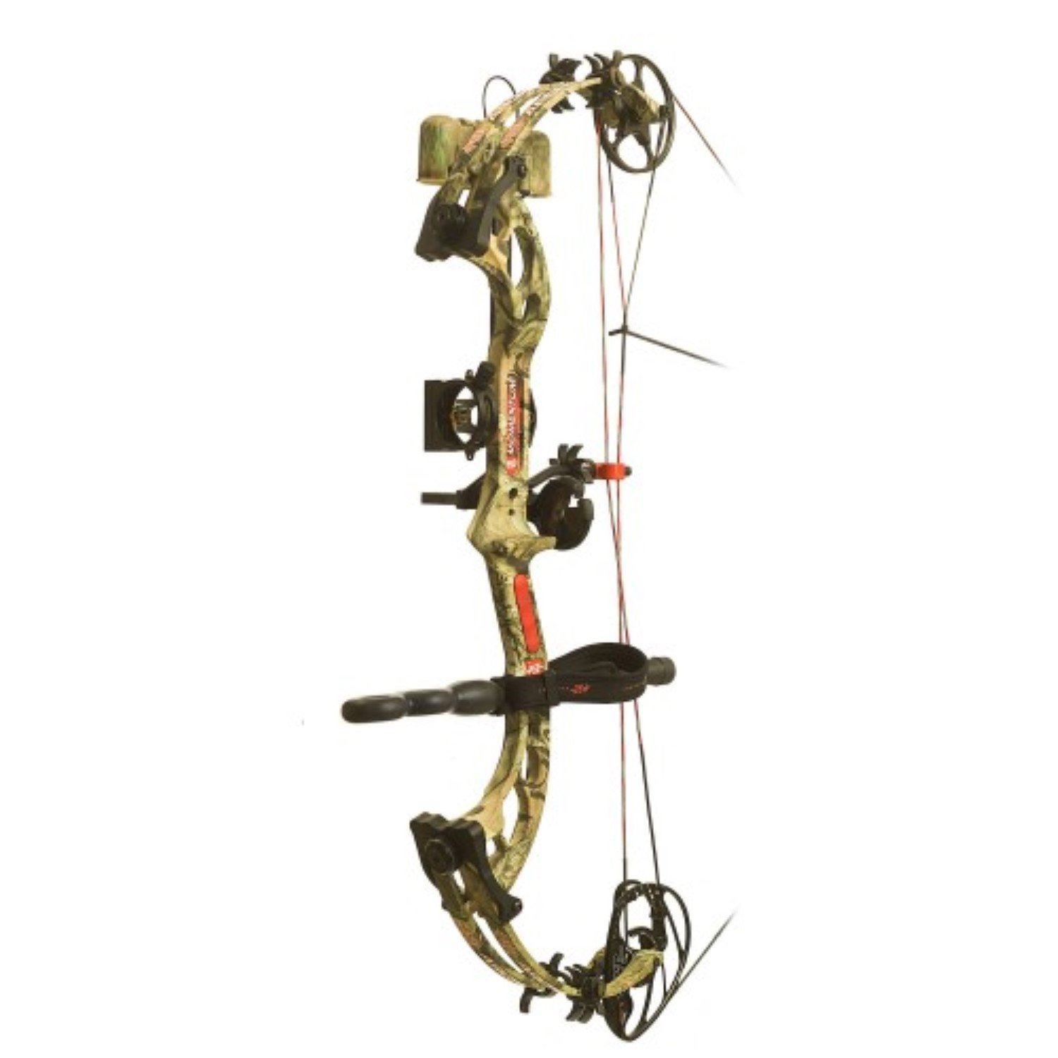Amazon com : PSE Ready To Shoot Momentum Bow Package with